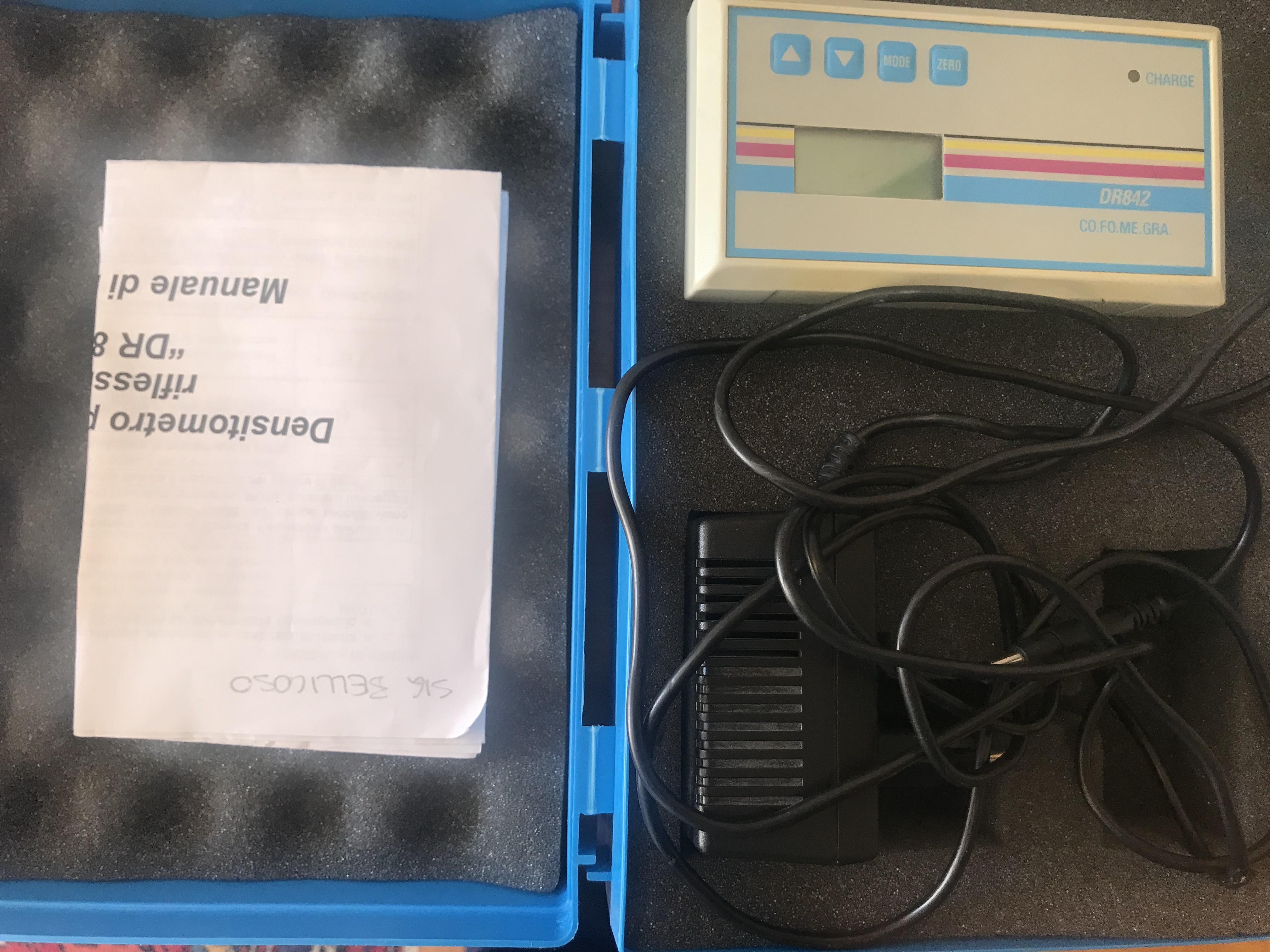 Densitometro colore co.fo.megra in vendita - foto 2