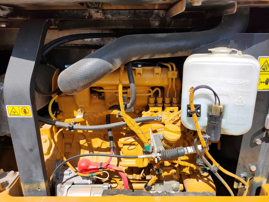 Miniescavatore usato CATERPILLAR 305ECR in vendita - foto 5