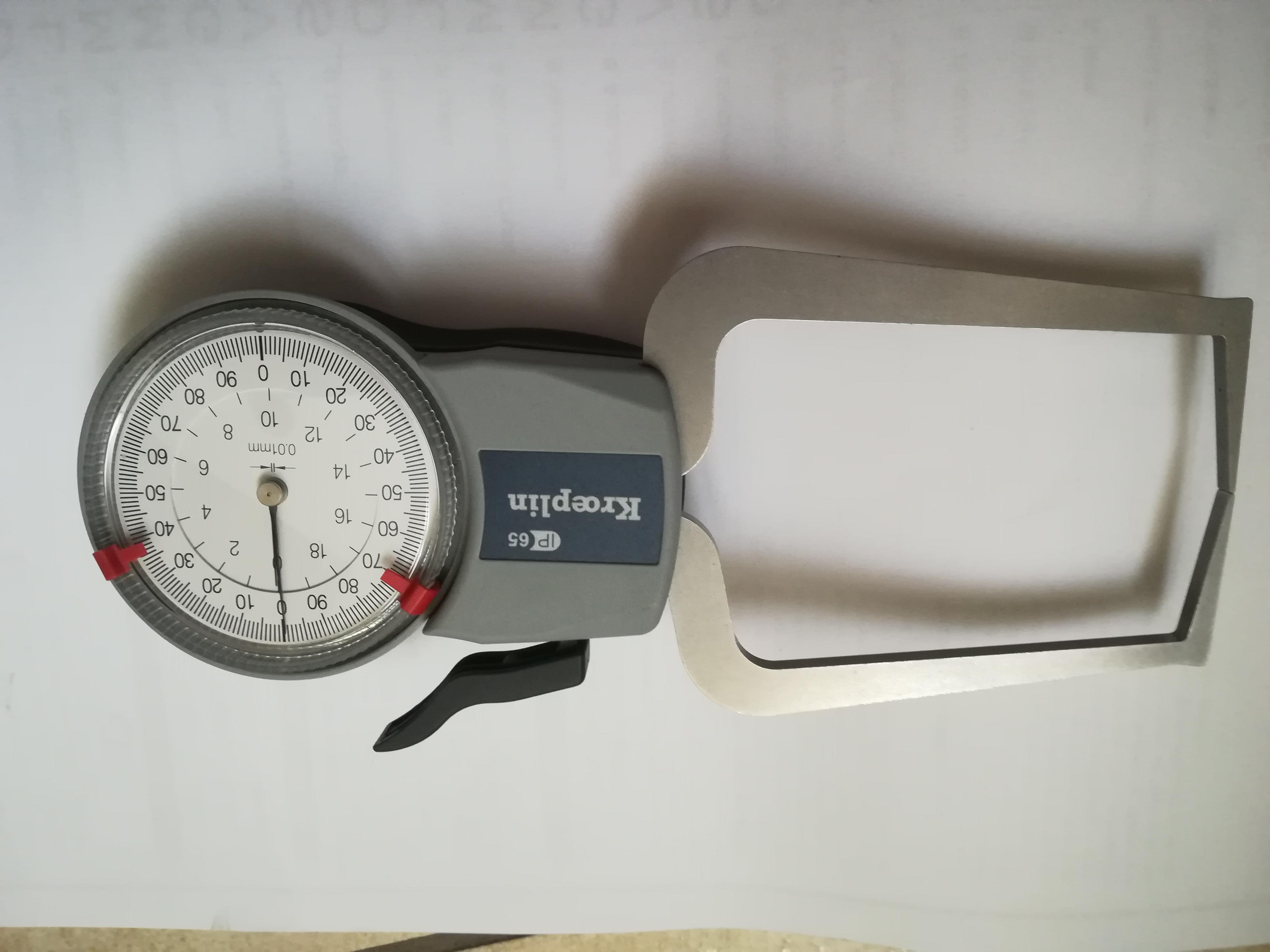 Misuratore per esterni 0÷20 mm centesimale in vendita - foto 1