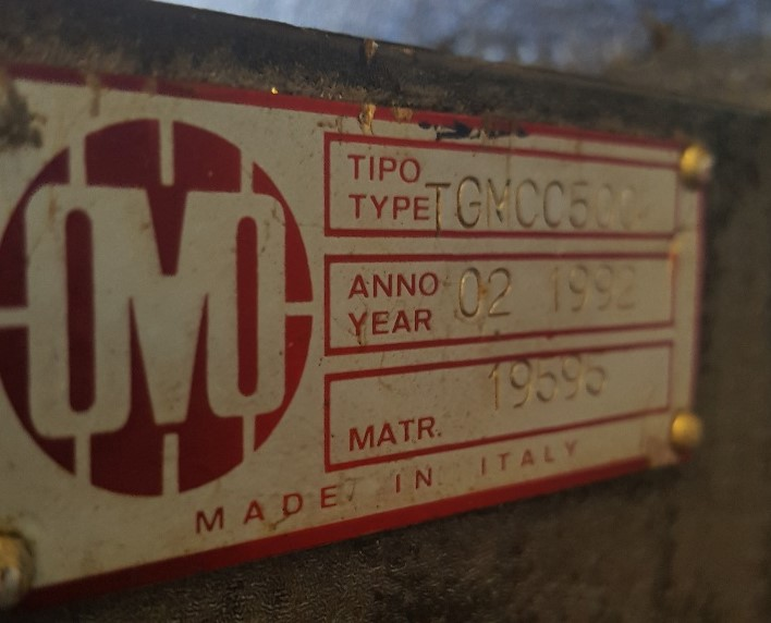 Tavola girevole OMO motorizzata  in vendita - foto 2