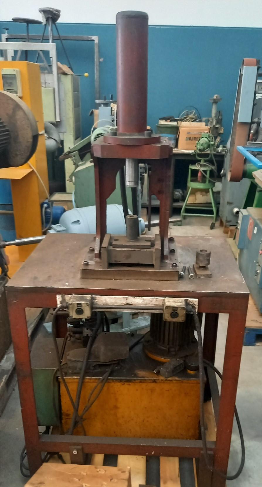 pressa idraulica 20ton in vendita - foto 4