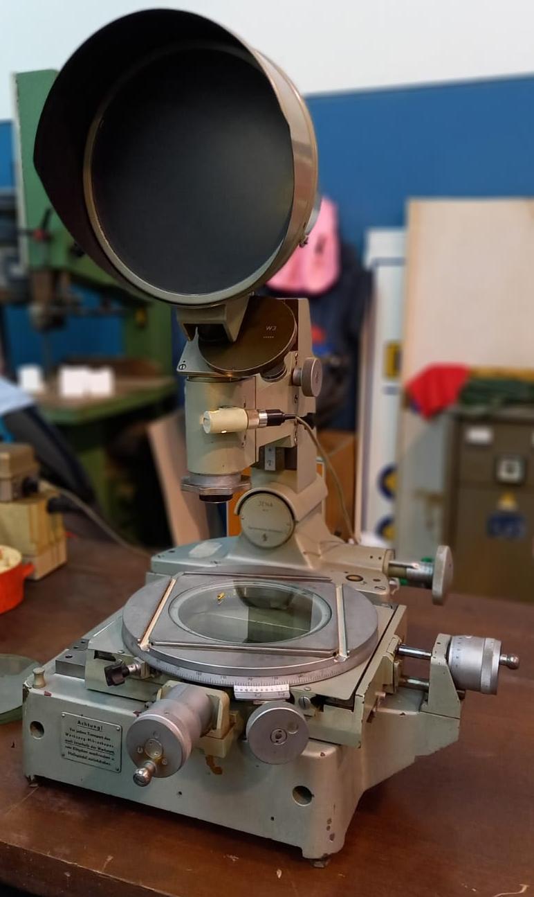 Proiettore di filetti Zeiss Jena  in vendita - foto 6