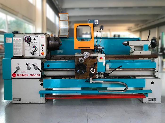 Tornio parallelo usato SIBIMEX - CU500MT in vendita - foto 1