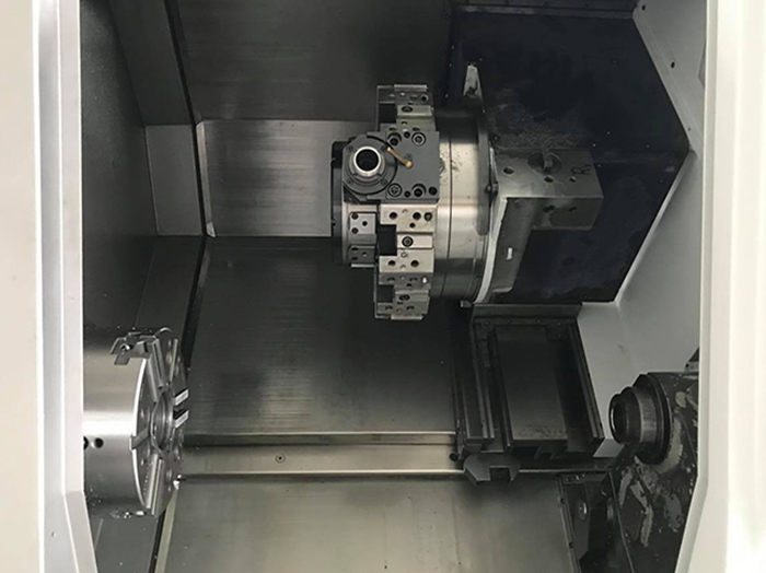 TORNIO CNC USATO CMZ – TL 25 BM in vendita - foto 3