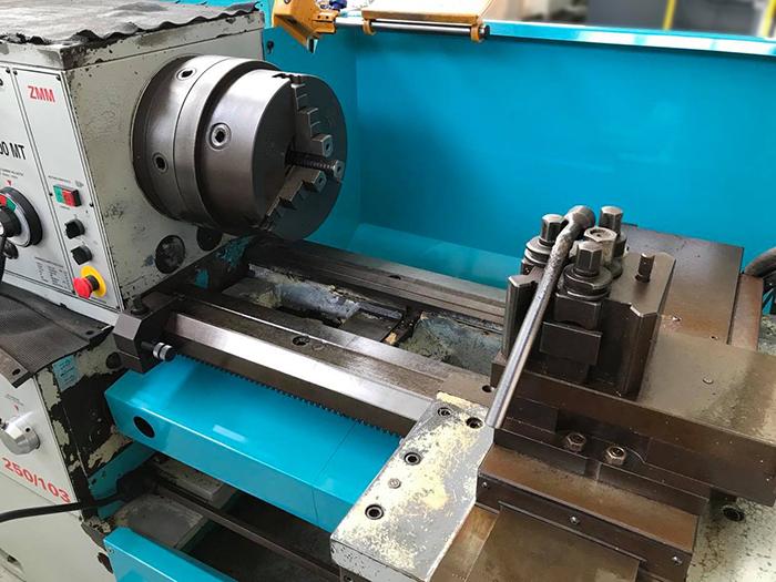 Tornio parallelo usato SIBIMEX - CU500MT in vendita - foto 3