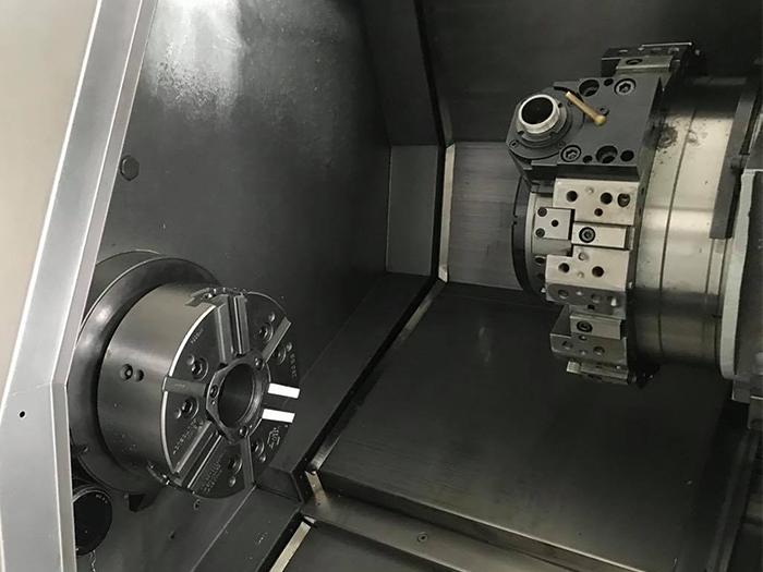 TORNIO CNC USATO CMZ – TL 25 BM in vendita - foto 4