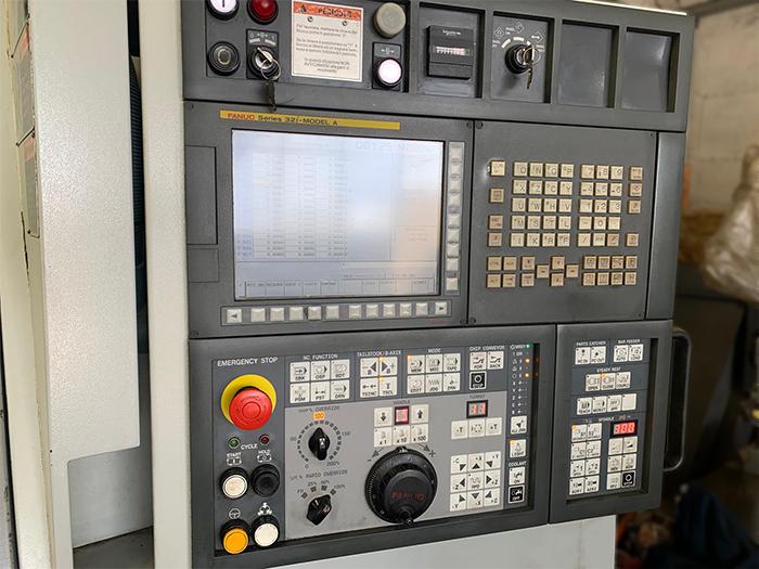 Tornio CNC usato CMZ TC-30-800 in vendita - foto 4