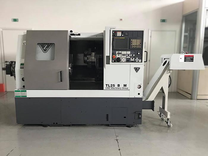 TORNIO CNC USATO CMZ – TL 25 BM in vendita - foto 1