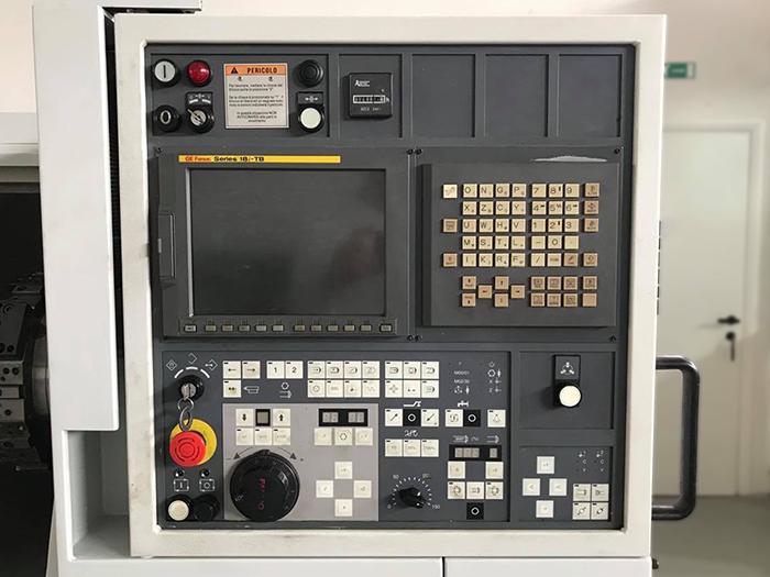 TORNIO CNC USATO CMZ – TL 25 BM in vendita - foto 5