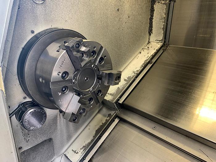 Tornio CNC usato CMZ TL 25 B M in vendita - foto 2