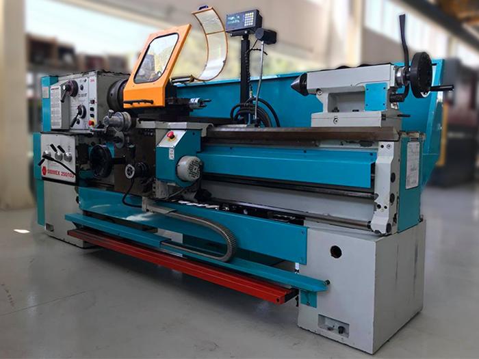 Tornio parallelo usato SIBIMEX - CU500MT in vendita - foto 2