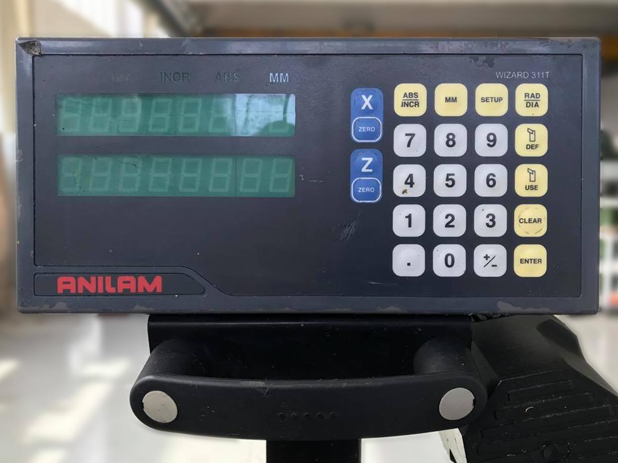 Tornio parallelo usato SIBIMEX - CU500MT in vendita - foto 4