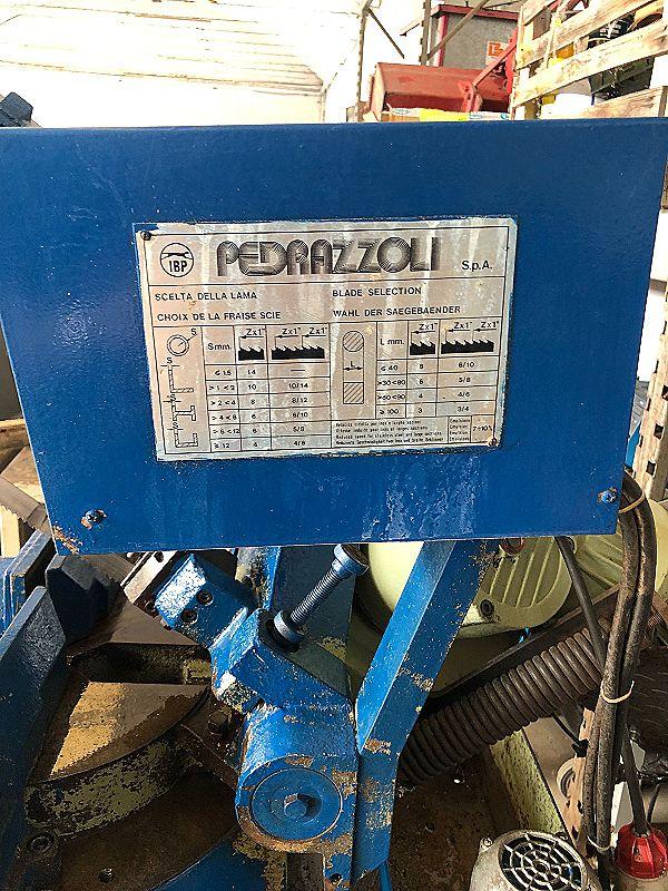Sega a nastro Pedrazzoli Brown 220 in vendita - foto 4