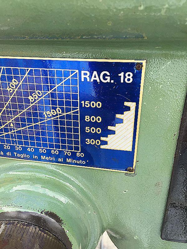 Trapano a colonna Famup Rag 18 in vendita - foto 6