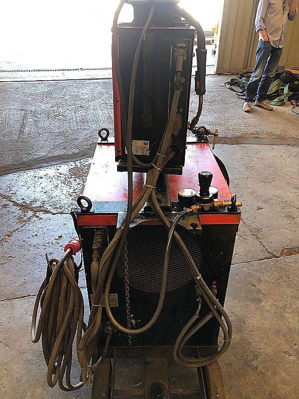 Saldatrice usata Kemppi RA 450W  in vendita - foto 3