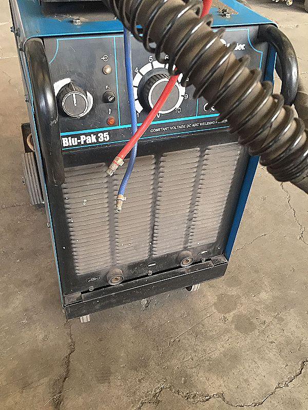 Saldatrice a filo Miller Blu Pak 35 in vendita - foto 4