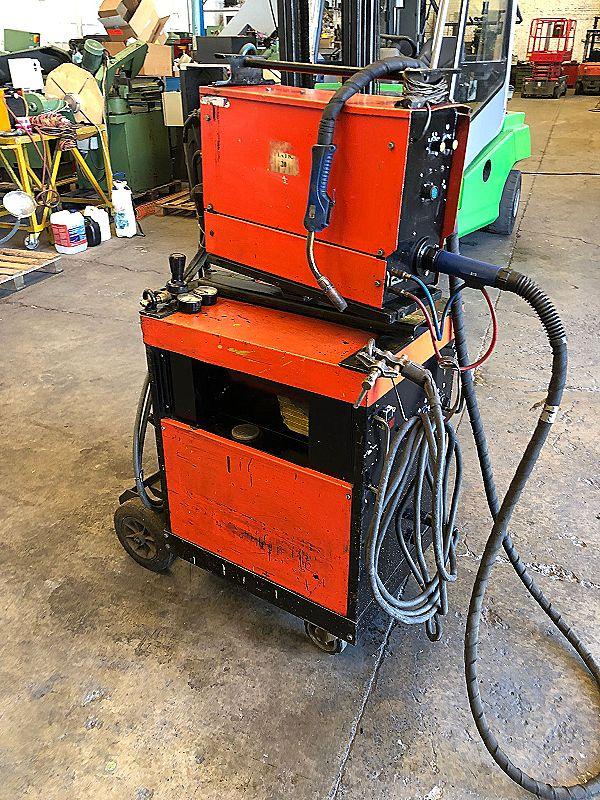 Saldatrice usata Kemppi RA 450W  in vendita - foto 1