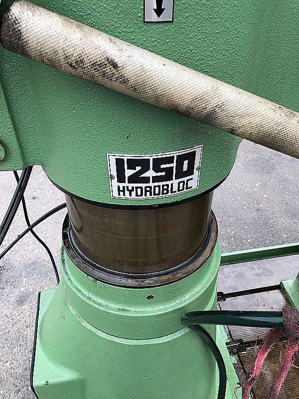 Trapano radiale Bergonzi TR40 1250 in vendita - foto 6