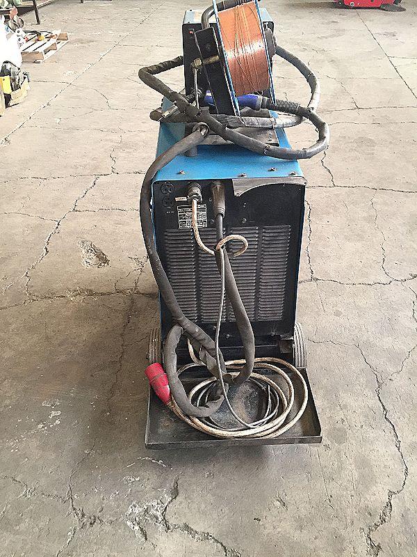 Saldatrice a filo Miller Blu Pak 35 in vendita - foto 2