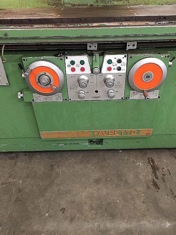 Rettifica Favretto piano magnetico in vendita - foto 6