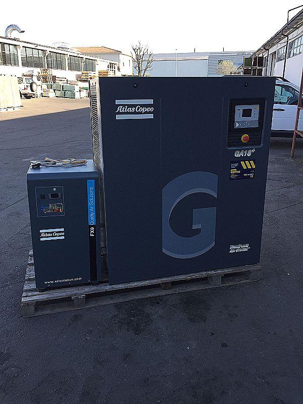 Compressore Atlas Copco GA 18+ in vendita - foto 6