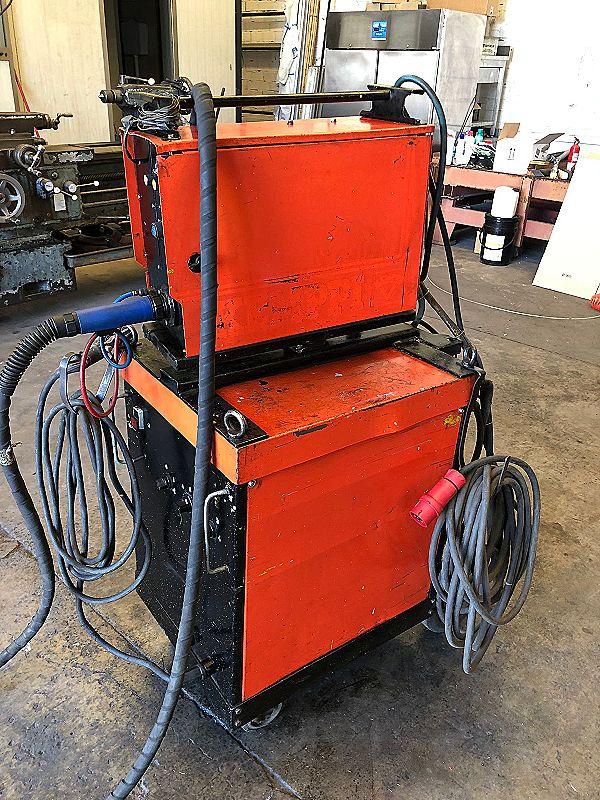 Saldatrice usata Kemppi RA 450W  in vendita - foto 5