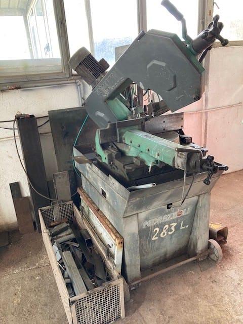 Troncatrice a nastro per ferro  in vendita - foto 2