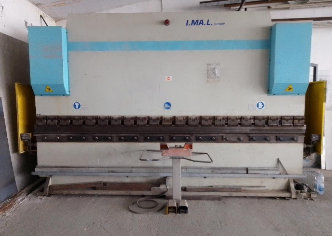 Pressa Piegatrice idraulica 4000M in vendita - foto 1