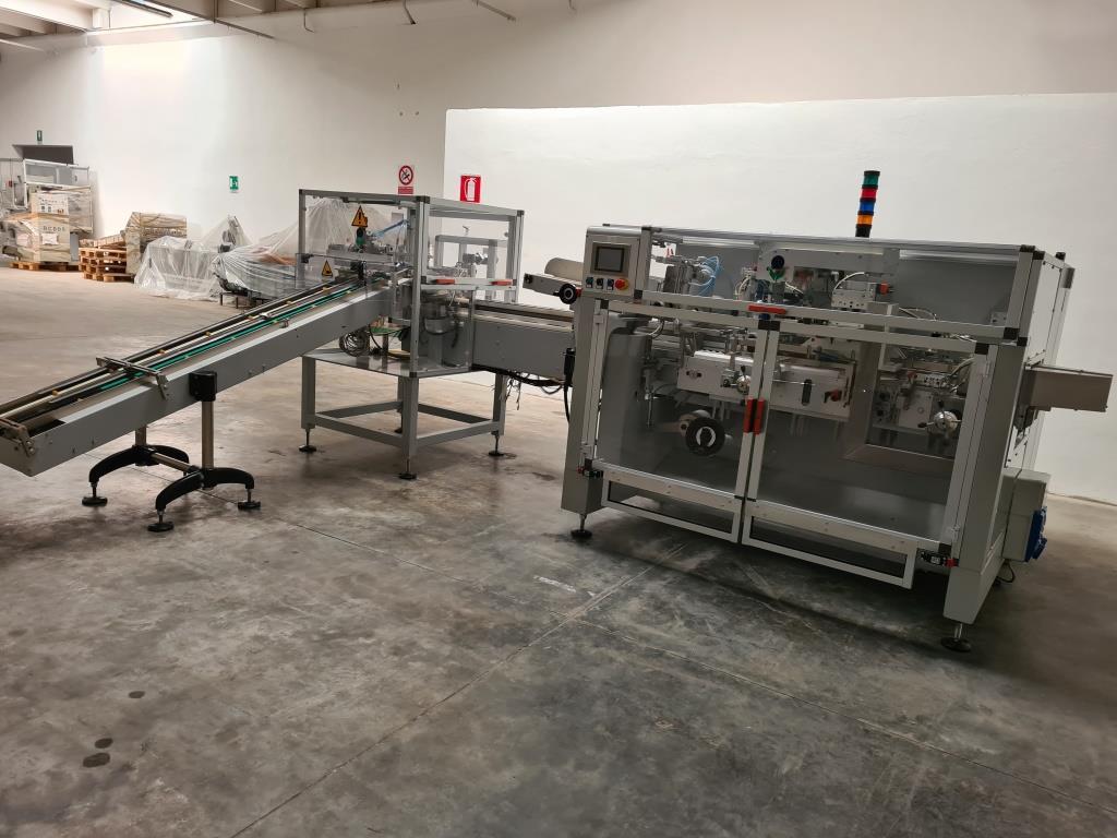 ASTUCCIATRICE ORIZZONTALE CARIBA MOD. C222 (AST-90) in vendita - foto 2