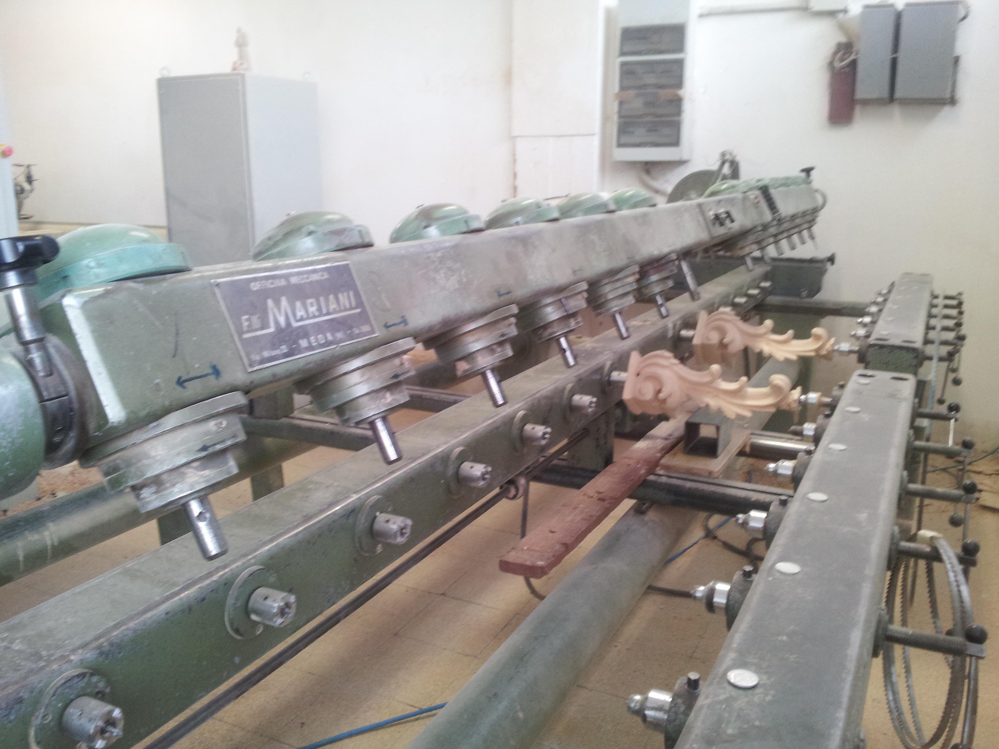 Vendo Pantografo Scolpitore Abbozzatore legno manuale  in vendita - foto 1