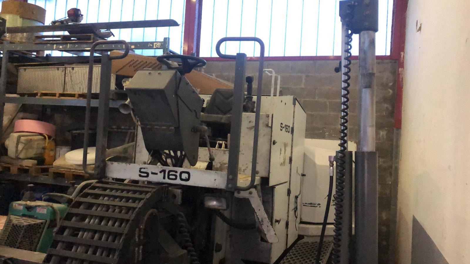 Laser Screed Somero S-160 in vendita - foto 2