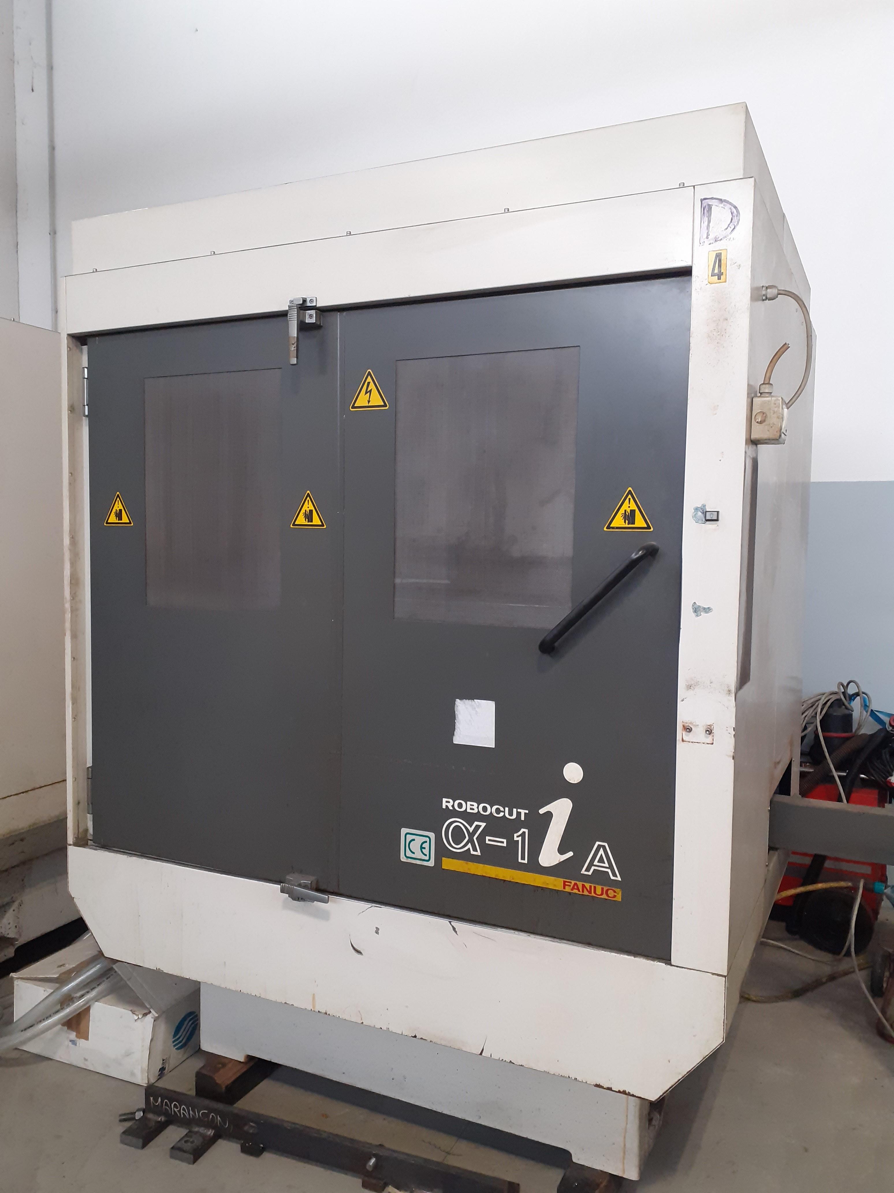FANUC ROBOCUT ALFA-1iA in vendita - foto 6