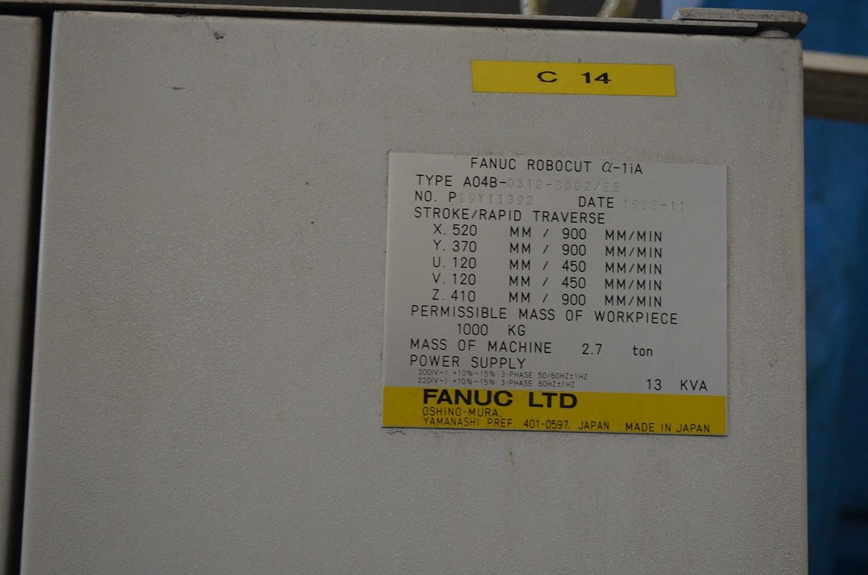 FANUC ROBOCUT ALFA-1iA in vendita - foto 4