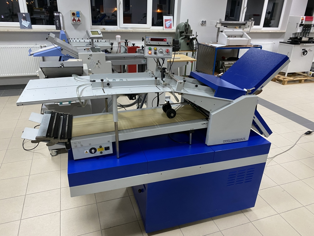 Folding machine Sofrapli 505 ABN in vendita - foto 8