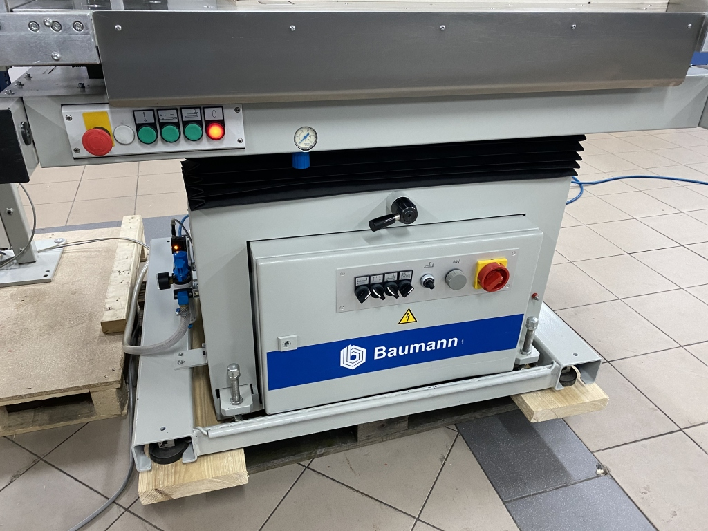 Paper jogger with weighing system Baumann BSB 3L pro in vendita - foto 4