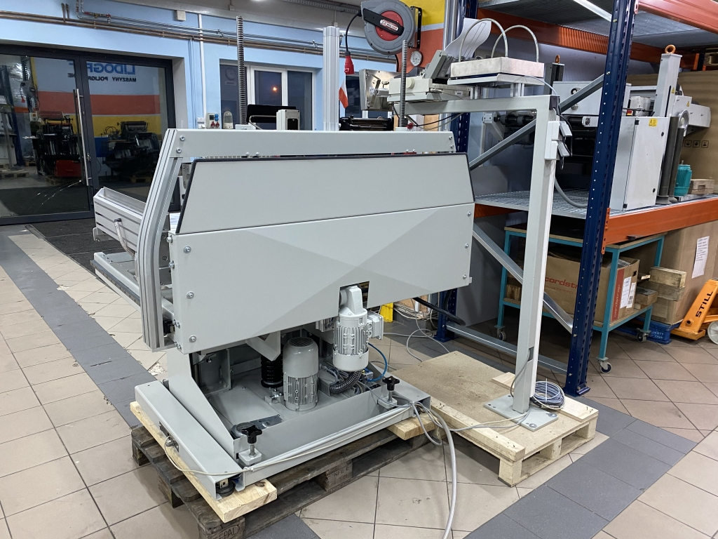 Paper jogger with weighing system Baumann BSB 3L pro in vendita - foto 10