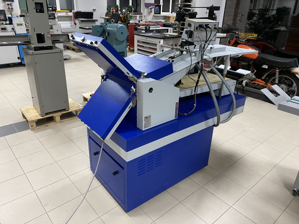 Folding machine Sofrapli 505 ABN in vendita - foto 2