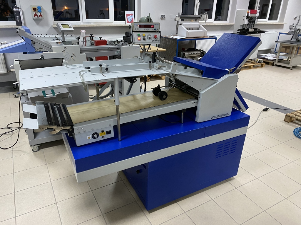 Folding machine Sofrapli 505 ABN in vendita - foto 1