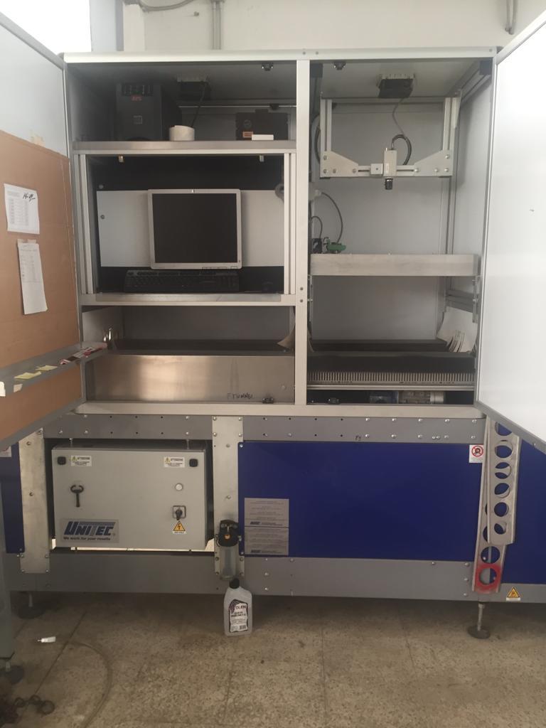 Calibratrice Unical 600 Unitec in vendita - foto 2