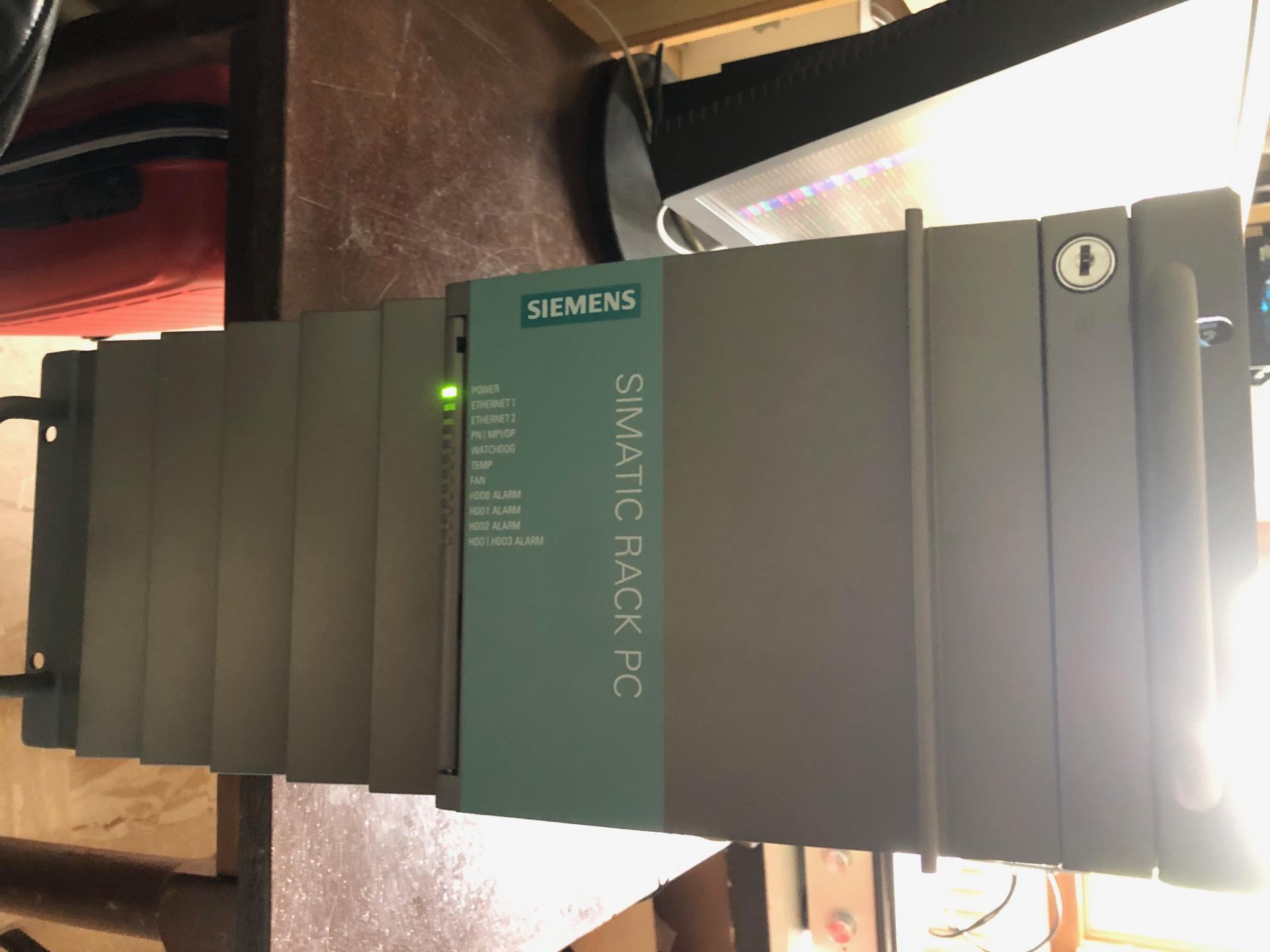 Simatic Rack PC Siemens in vendita - foto 6