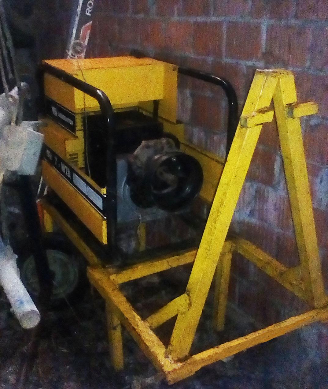 Generatore da collegare al trattore in vendita - foto 2