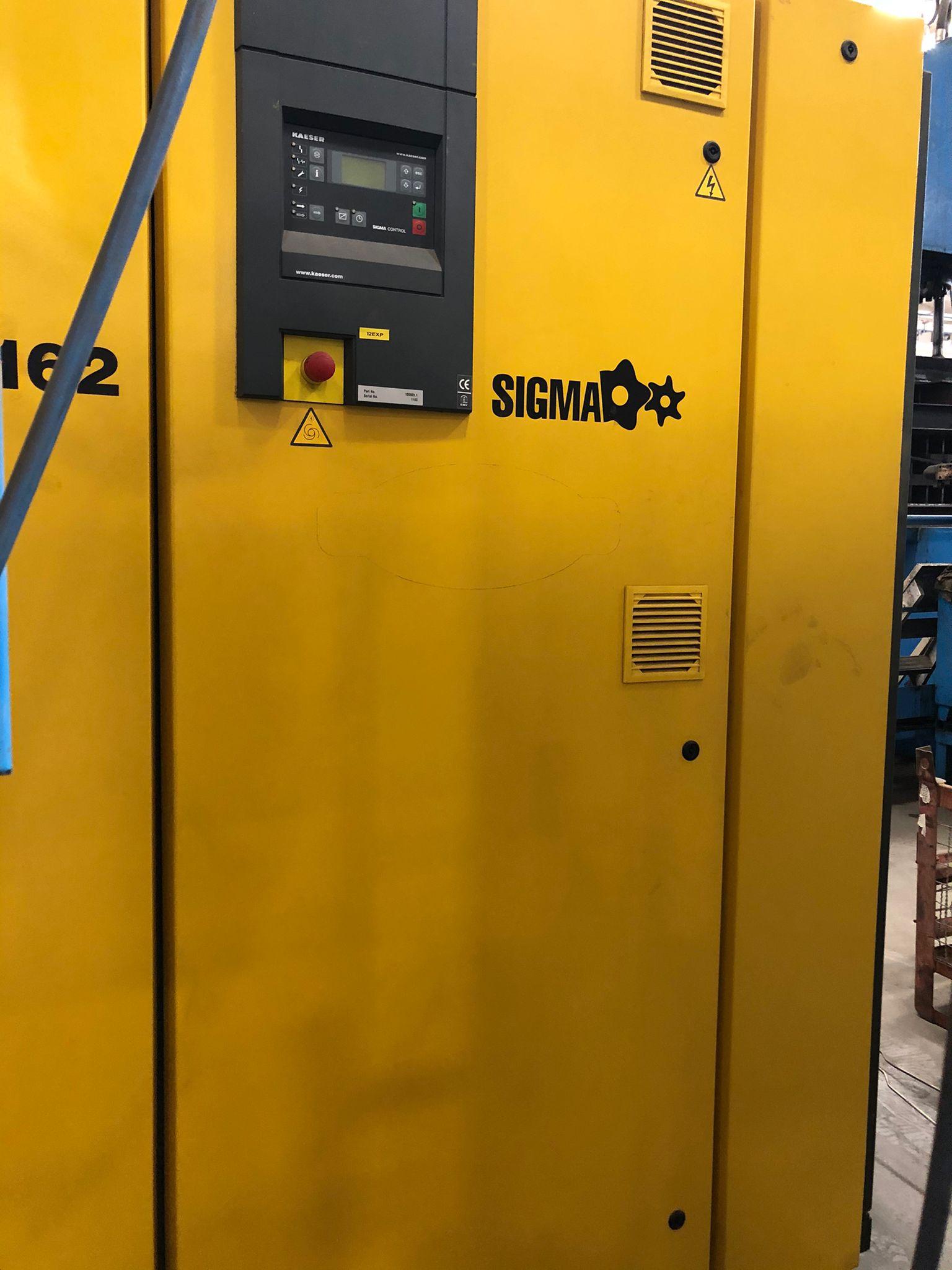 Compressore Kaeser CSDX162 - 90KW in vendita - foto 4