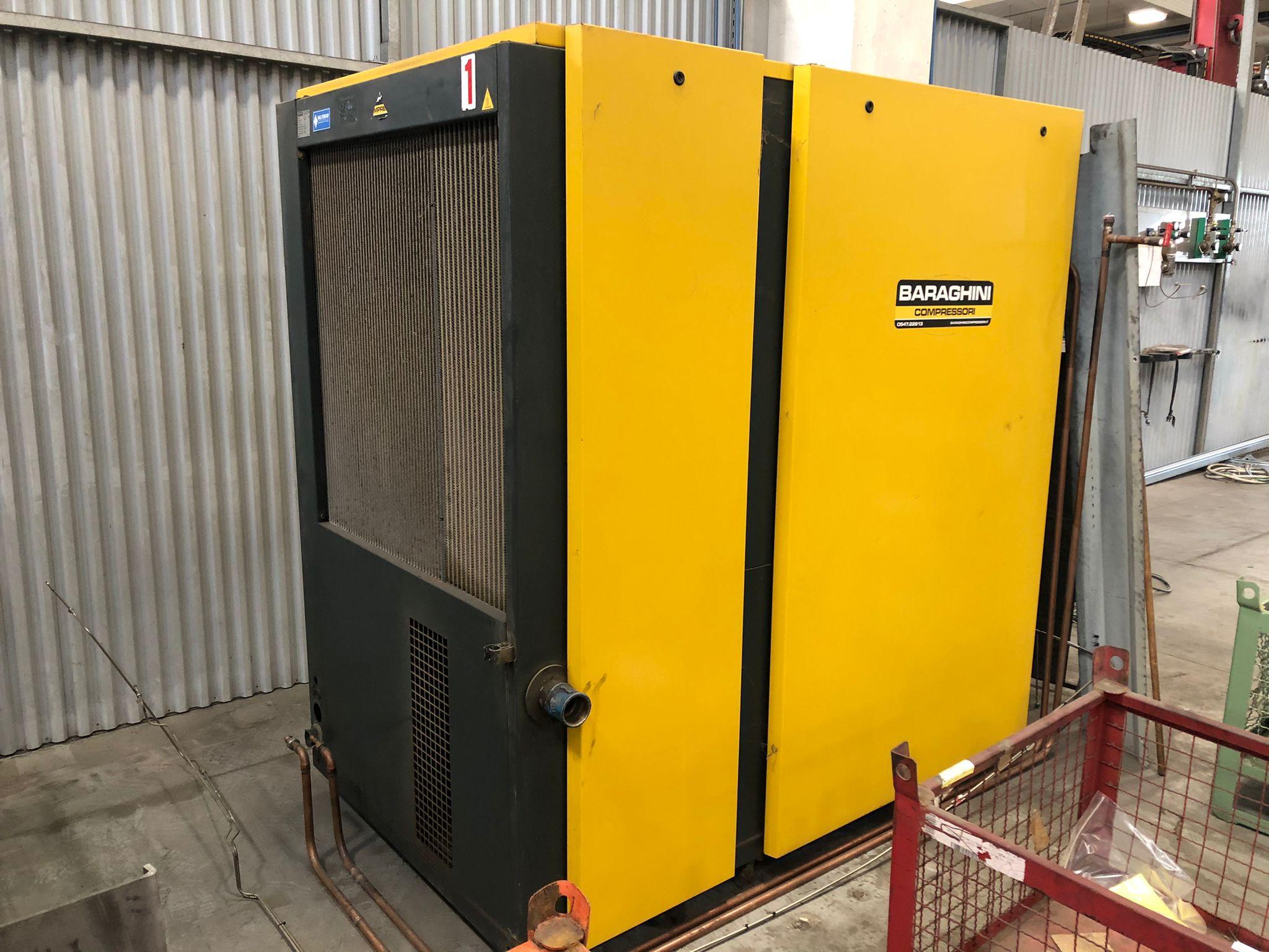 Compressore Kaeser CSDX162 - 90KW in vendita - foto 6