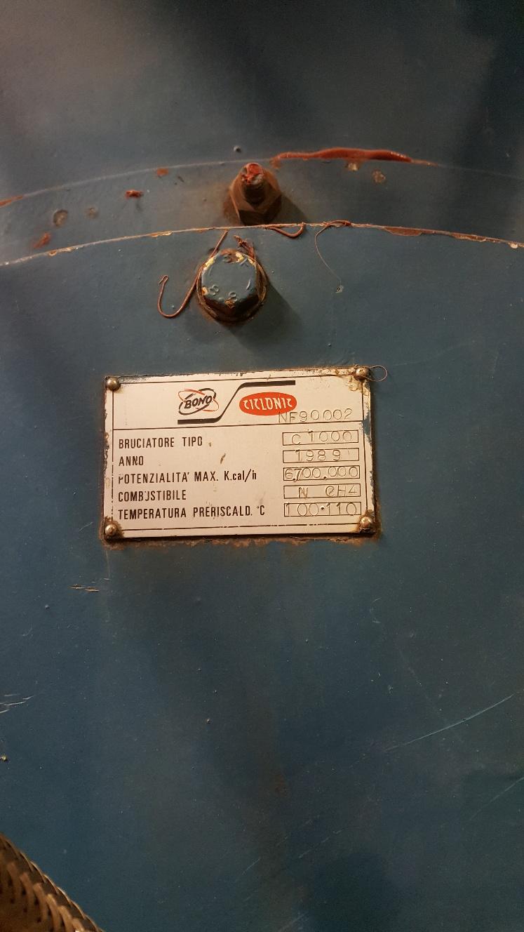Caldaia a vapore in vendita - foto 4