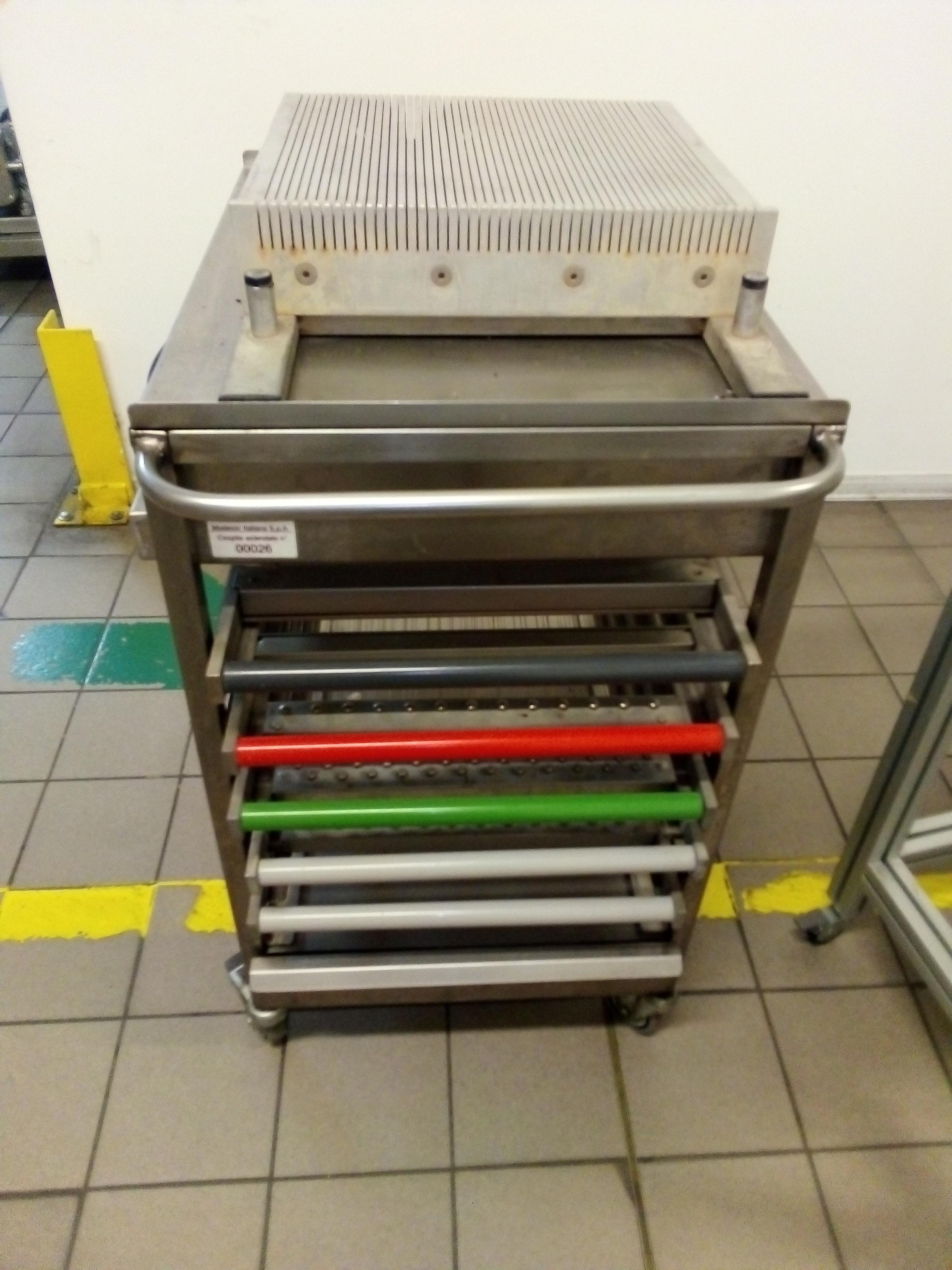 Chitarre per cioccolato manuali e automatica in vendita - foto 4