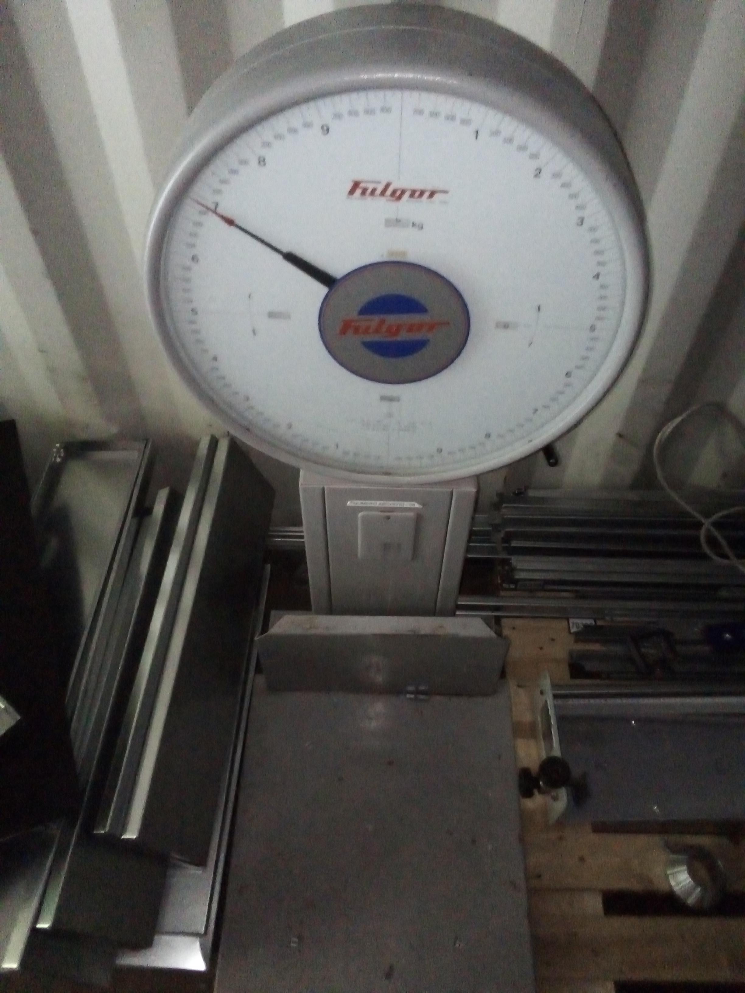Bilancia Industriale Fulgar in vendita - foto 1