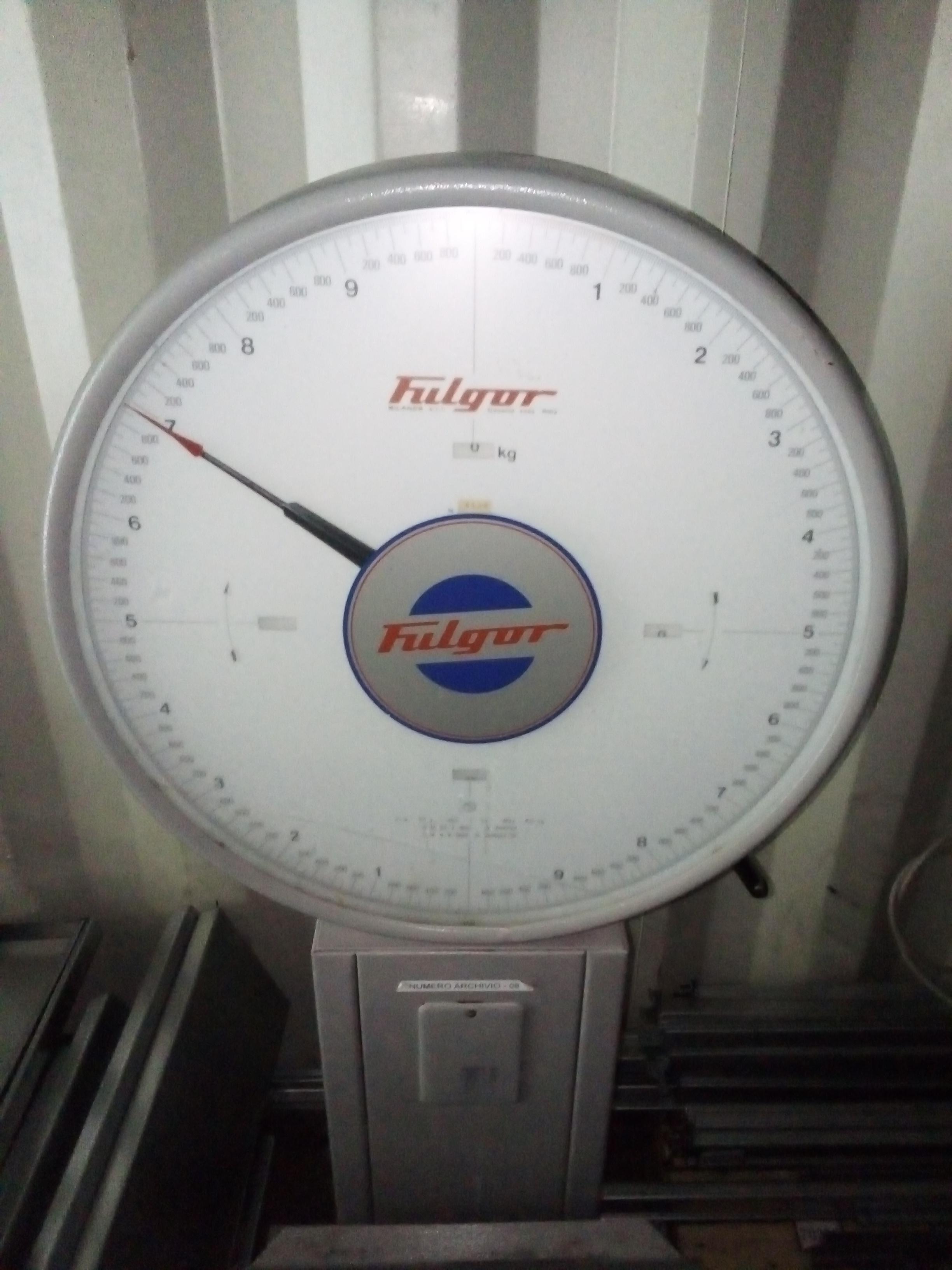 Bilancia Industriale Fulgar in vendita - foto 2