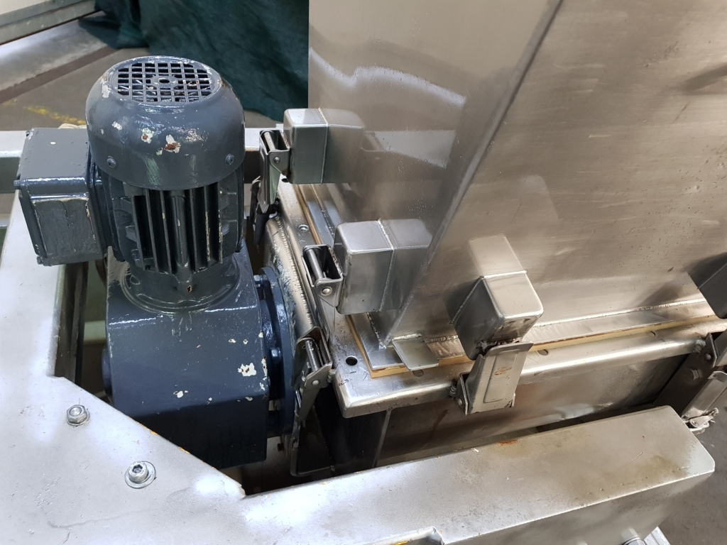MESCOLATORE DOSATORE - GERICKE GDU 131 (MES-32) in vendita - foto 4