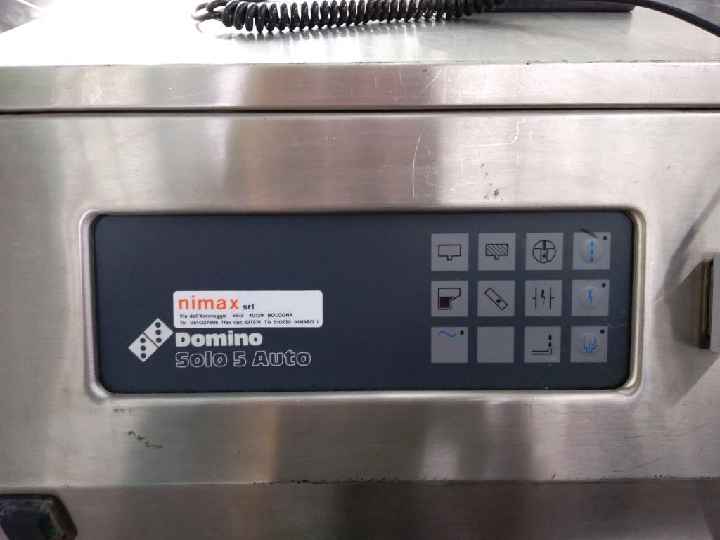STAMPANTE GETTO INK – DOMINO SOLO 5 AUTO (STA-31) in vendita - foto 6