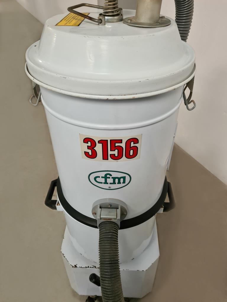 ASPIRATORE INDUSTRIALE – CFM – MOD. 3156 (ASP-39) in vendita - foto 4